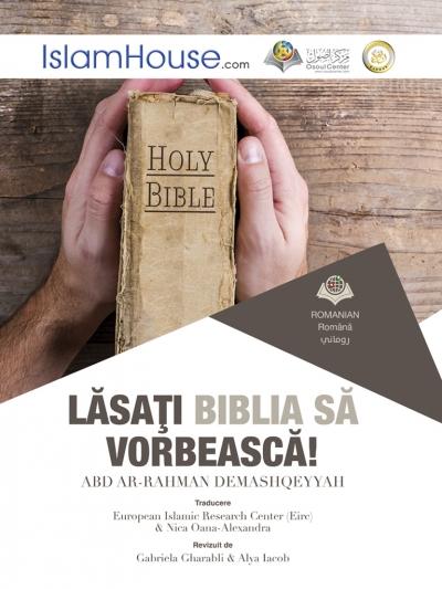دع الكتاب المقدس يتكلم - باللغة الرومانية