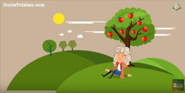Newton…and the Trinity