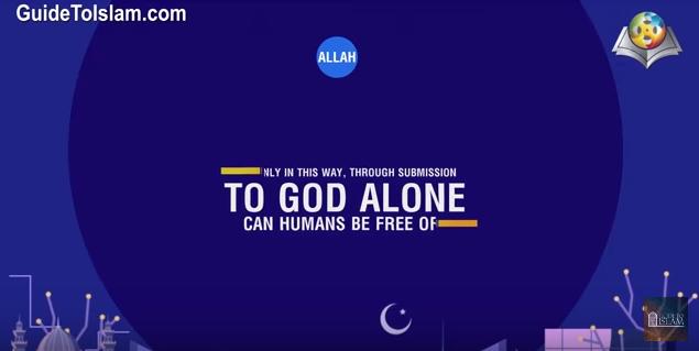 The beauties of Islam