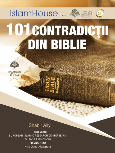 101 Contradictions in the Bible (Romanian version)