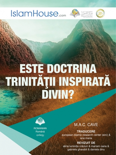 Is Trinity Doctrine Divinely Inspired? (Romanian version)