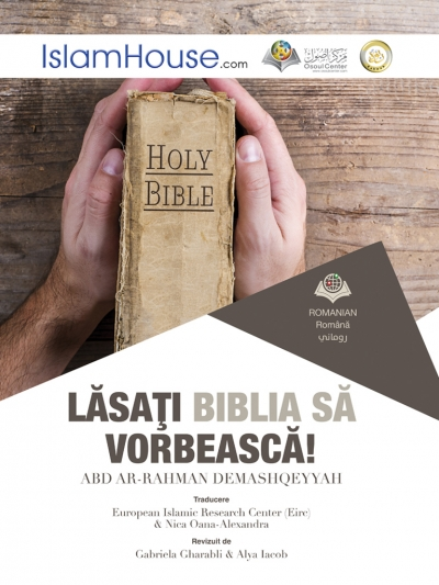 Let the Bible Speak (Romanian version)